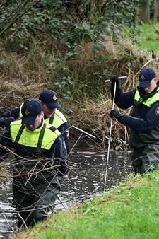 Zestien agenten zoeken in woonwijk naar sporen rond dood Nathalie Polak