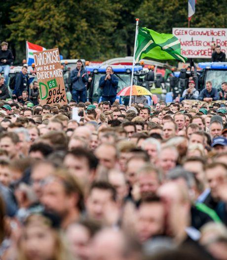 TERUGLEZEN   Boeren in protest: 'Na vandaag kan niemand nog om jullie heen'