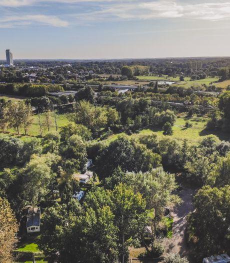 Plannen voor een aangenamere stad: groengebied met een vijfde uitbreiden en bestaande groene zones zoals deel van Camping 't Stropke worden beschermd