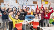 Zesde leerjaar Sint-Jan verkozen tot 'Meest Mediawijze Klas van Vlaanderen