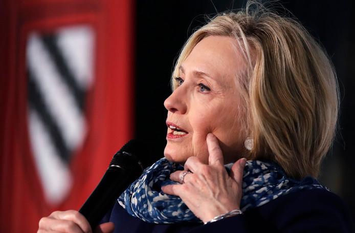 Hackers hackten in aanloop naar de verkiezingen van 2016  de partijcomputers van Hillary Clinton