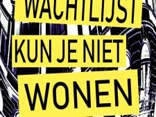 Nijmegen maakt zich op voor protest  tegen woningnood en kraakverbod
