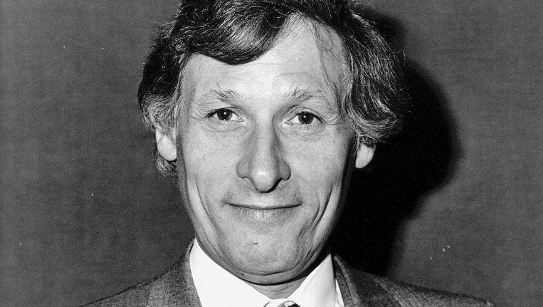 Simon Levie in 1983 Beeld anp