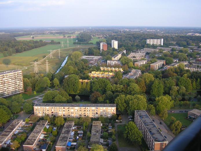 De Deventer buurt Keizerslanden.