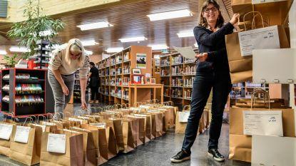 Bibliotheek Zele start met afhaalservice