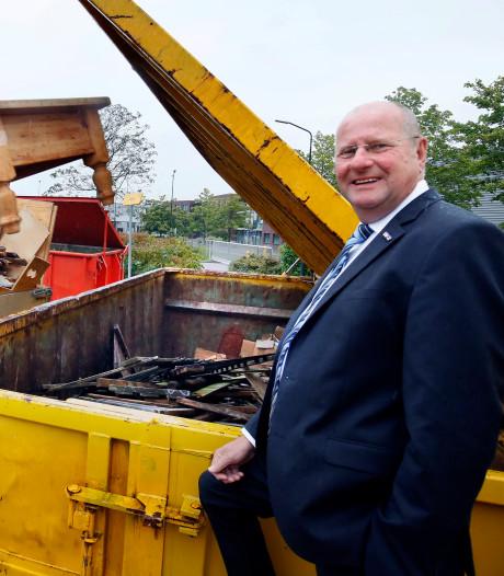 Directeur Reinigingsdienst Waardlanden vertrekt: 'Een wereld zonder afval? Die bestaat voorlopig niet'