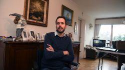 """Voorlopig geen behandeling meer voor MS-patiënt Jan Heremans uit Leuven door coronavirus: """"Maar ik denk vooral aan de zwarte dagen voor mijn horecavrienden"""""""