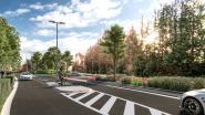 Stationsstraat richting Moerbrugge gaat volgende week tijdelijk open voor verkeer