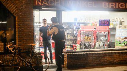 """Gewapende overval in nachtwinkel Heusden: """"Ze richtten vuurwapen op mij"""""""
