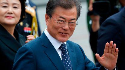 Moon Jae-in wil Rusland, Noord- en Zuid-Korea met spoorlijn verbinden