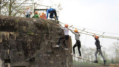 Tienerfestival daagt jongeren uit voor avontuur aan fort