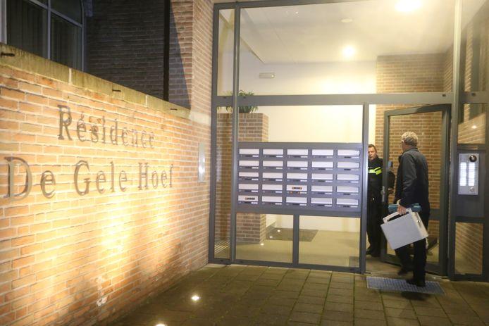 Dode vrouw gevonden in Rosmalen.