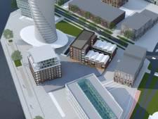 Verkoop appartementen woontorens op Vlissings Timmerplein begint na zomer