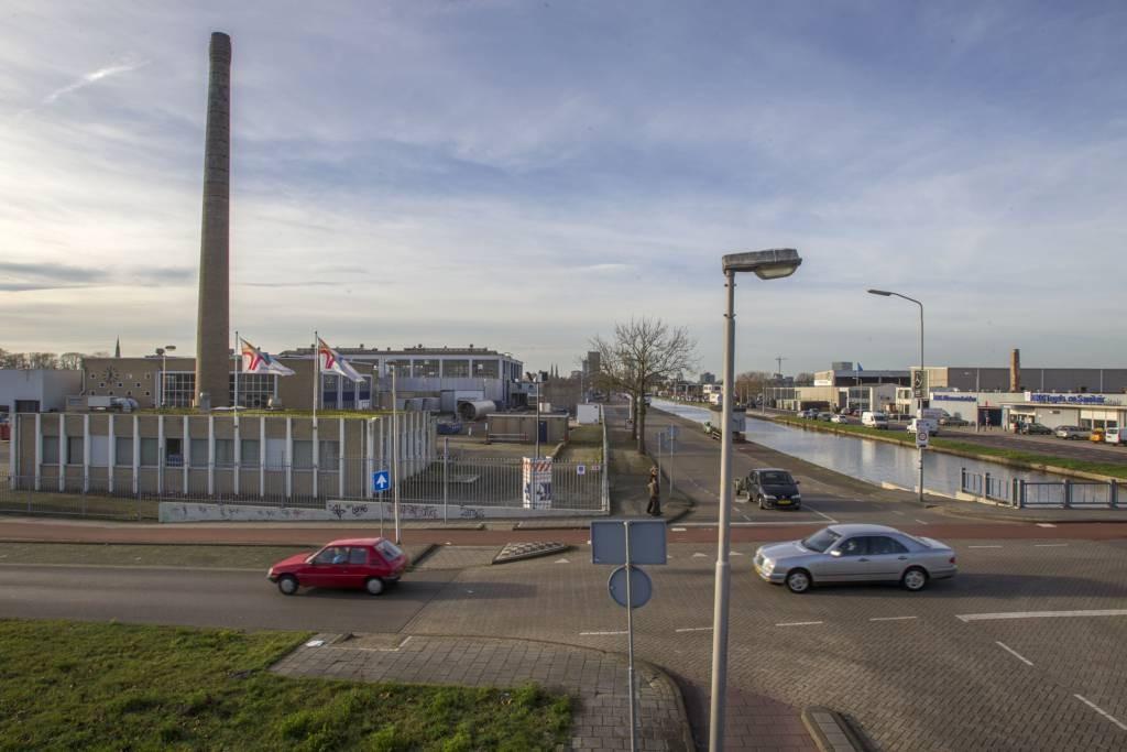 De Campinafabriek in Eindhoven. Foto Jurriaan Balke