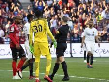 AS Monaco weer hard onderuit
