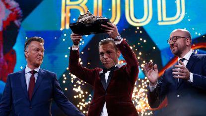 Herbeleef het 64ste Gala van de Gouden Schoen, met Ruud Vormer als grote winnaar
