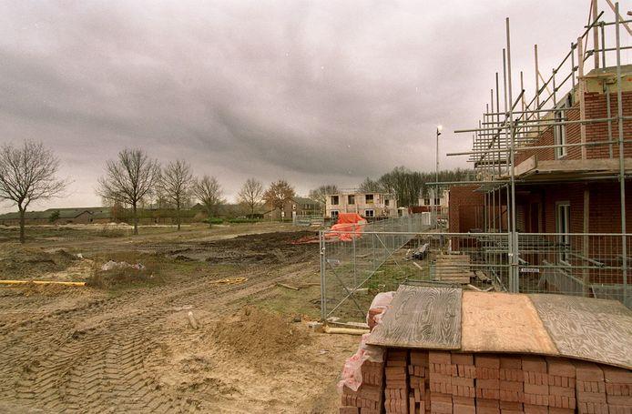 Nieuwbouw, foto ter illustratie
