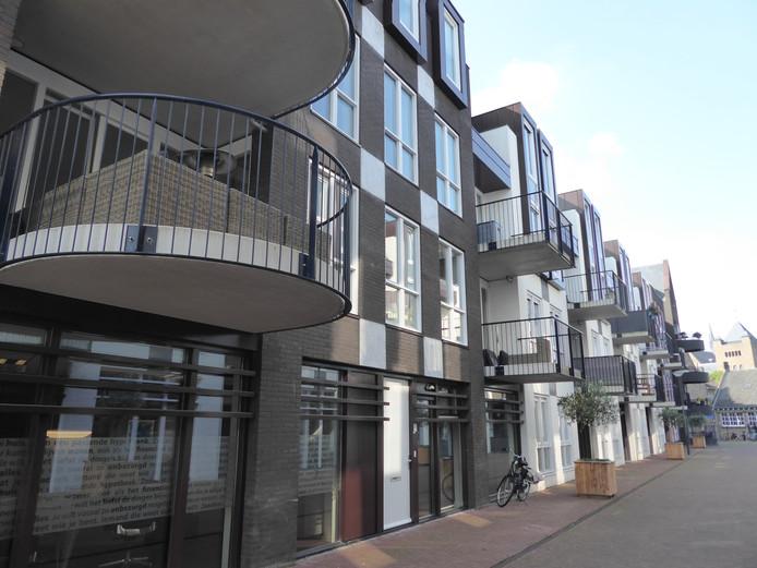 Het appartementencomplex Centre Veghel.