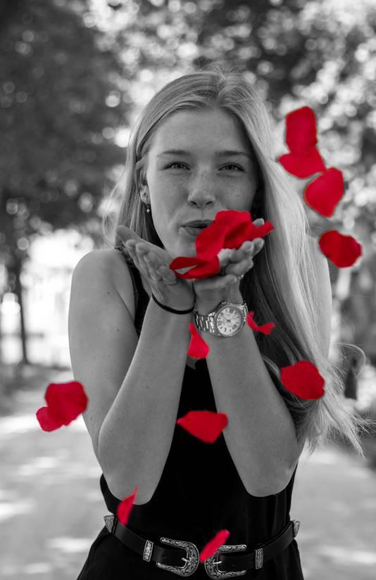 Een van de foto's uit de serie die Sam van Hees maakte voor Document Nederland Junior.