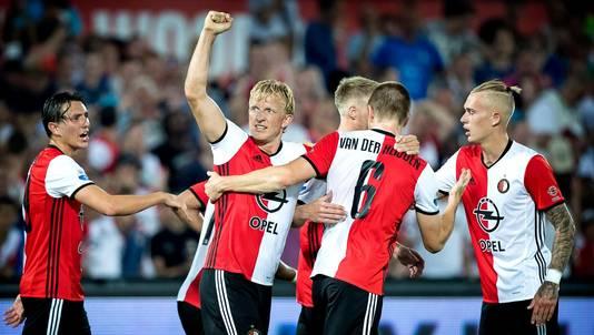 Kersttrui Feyenoord.Denk Mee Over Een Nieuw Stadion Voor Feyenoord Sport Ed Nl