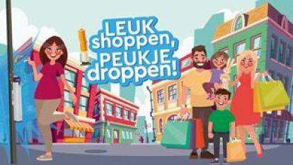 Nieuwe campagne wil peuken uit winkelstraten bannen