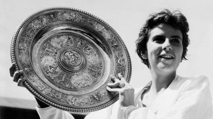 Braziliaanse tennislegende Maria Esther Bueno is overleden