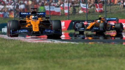 McLaren mag Formule 1-bolide voor 2021 aanpassen
