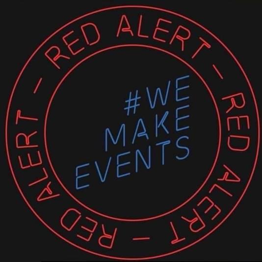 Logo actie Red Alert