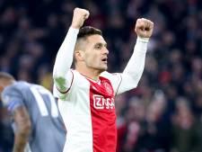 Tadic: Ik was vroeger fan van Ajax én Real Madrid