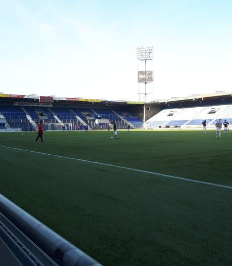 Jong PEC Zwolle maakt er vijf tegen matig voorbereid Achilles'29