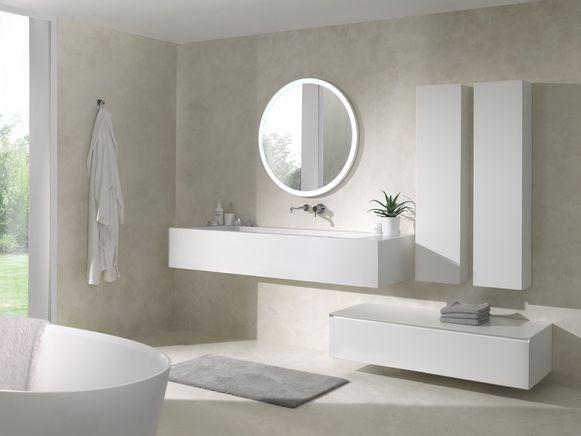 Met de collectie Balmani Mitra Elements creëer je zelf je badkamer, helemaal op maat van jouw noden en smaak.