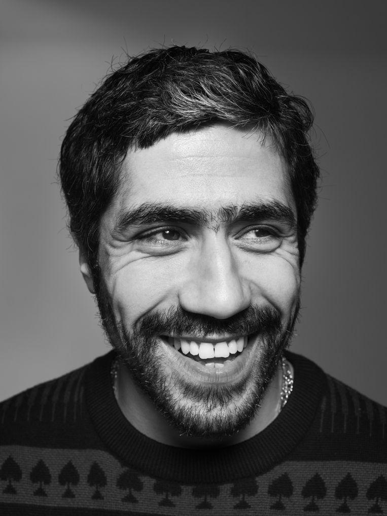 Mohamed Ghabri. Beeld Robin De Puy