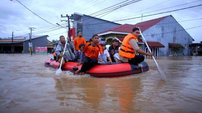 Dodentol noodweer Indonesië stijgt naar 73
