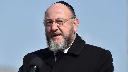 """Invloedrijke Britse opperrabbijn hekelt antisemitisme bij Labour: """"Nieuw gif dat zich in partij heeft genesteld"""""""