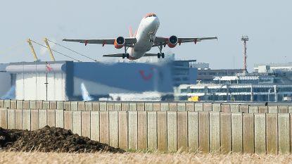 Drie keer meer overtredingen door strengere geluidsnormen op Brussels Airport