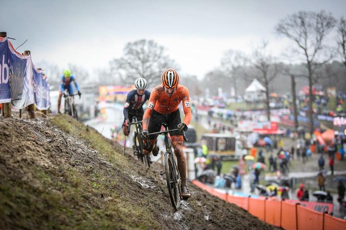 Tim van Dijke staat zondag aan de start in het Belgische Koksijde.