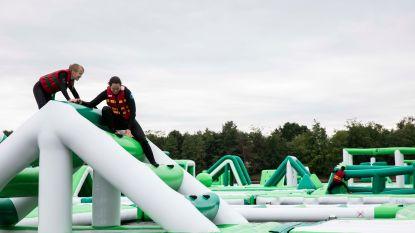 IN BEELD: Aquapark aan De Vossemeren wordt de zomerattractie in de regio!