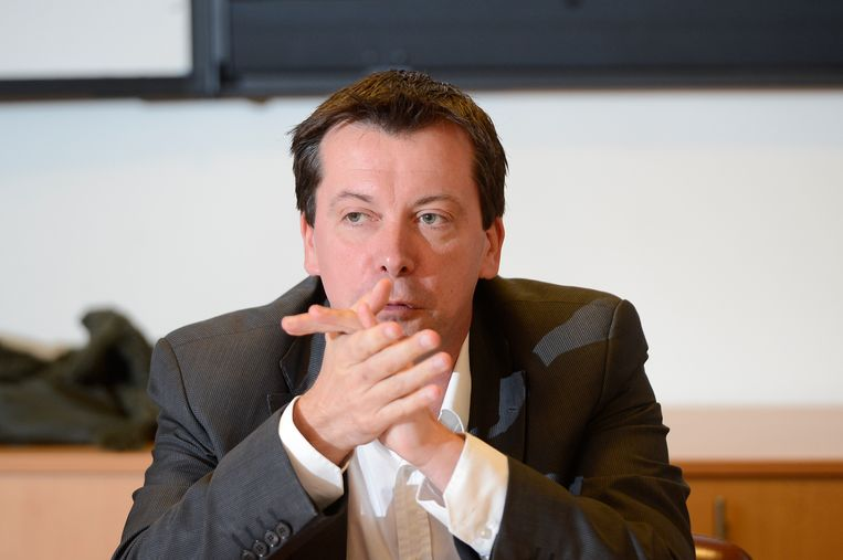 Minister van Begroting Frédéric Daerden (PS).