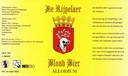 6% Blond Bier - De Rijpelaer - Helmond - BLB2020