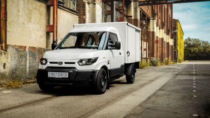 Kadicon introduceert elektrische bedrijfswagens in België