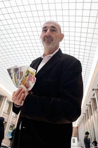 """Nog elke dag ruilen mensen Belgische franken om bij Nationale Bank: """"Iemand heeft ooit een stapel biljetten gevonden tussen oud papier in fabriek"""""""