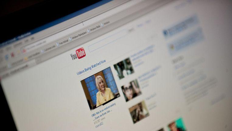 YouTube is tot de slotsom gekomen dat de reclamespots te veel ergernis wekken bij gebruikers. Beeld AFP