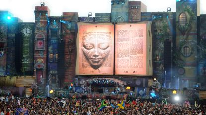 Tomorrowland opnieuw in het teken van 'The Book of Wisdom'