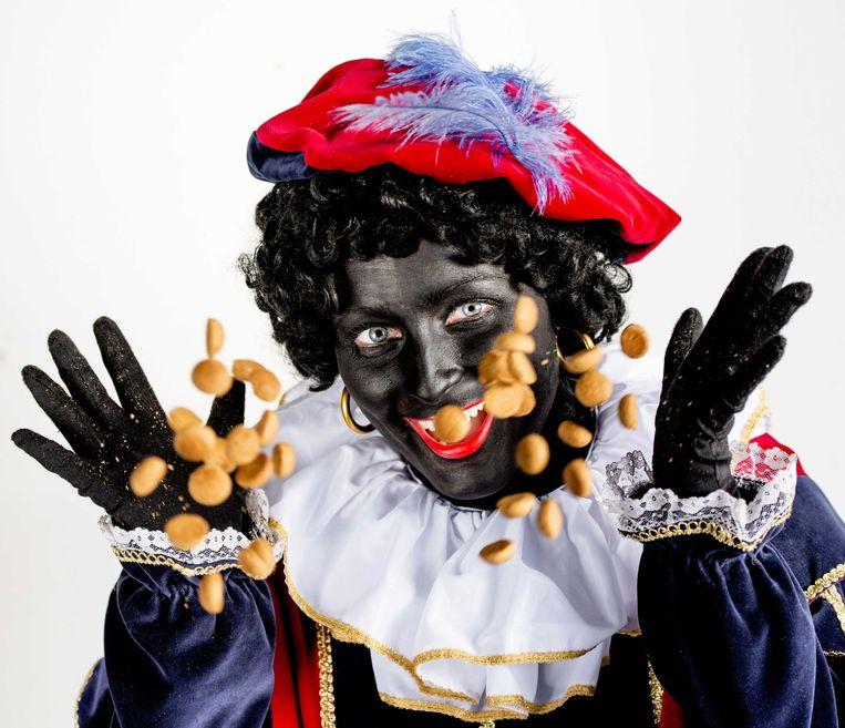 Zwarte Piet blijft welkom bij de Plus, Hoogvliet en Jumbo. Beeld null