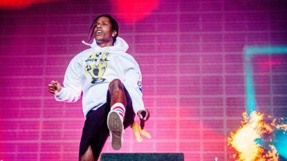 ASAP Rocky doet het veilig: uitgelekte sekstape brengt rapper in verlegenheid