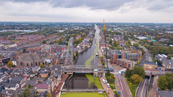 Alphense raad is onveilige hefbrug beu: 'Maak nu echt haast met tweede brug of tunnel in Boskoop'