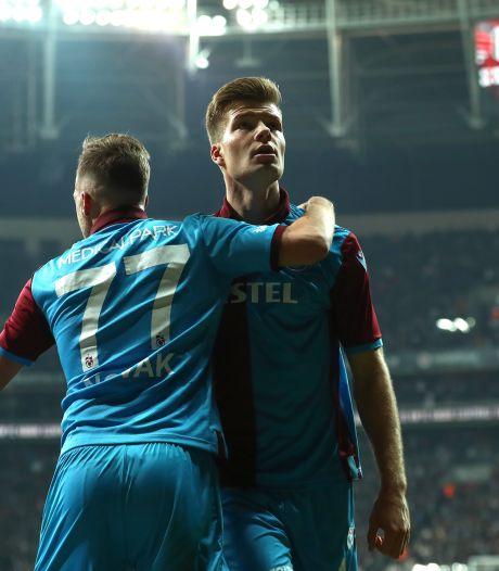 UEFA sluit koploper Trabzonspor voor één seizoen uit van Europees voetbal