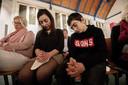 De Haagse Protestantse Kerk (PKN) wil met een doorlopende kerkdienst voorkomen dat de Armeense Hayarpi Tamrazyan en haar familie worden teruggestuurd naar Armenie.