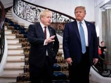"""Boris Johnson estime que Trump peut négocier un """"meilleur accord"""" avec l'Iran"""