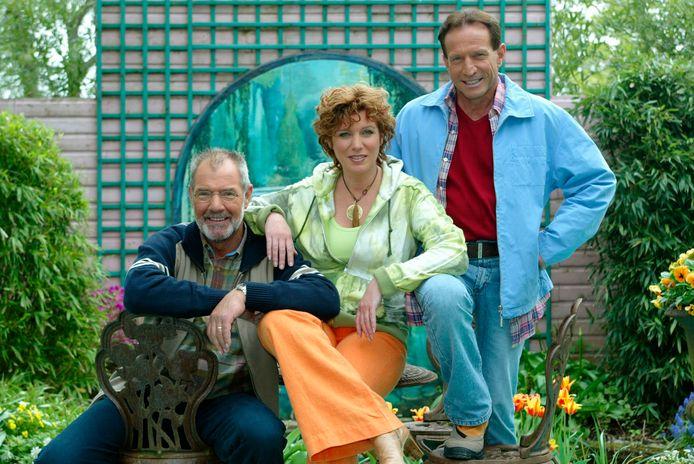 Nico Zwinkels, Myrna Goossen, Rob Verlinden.